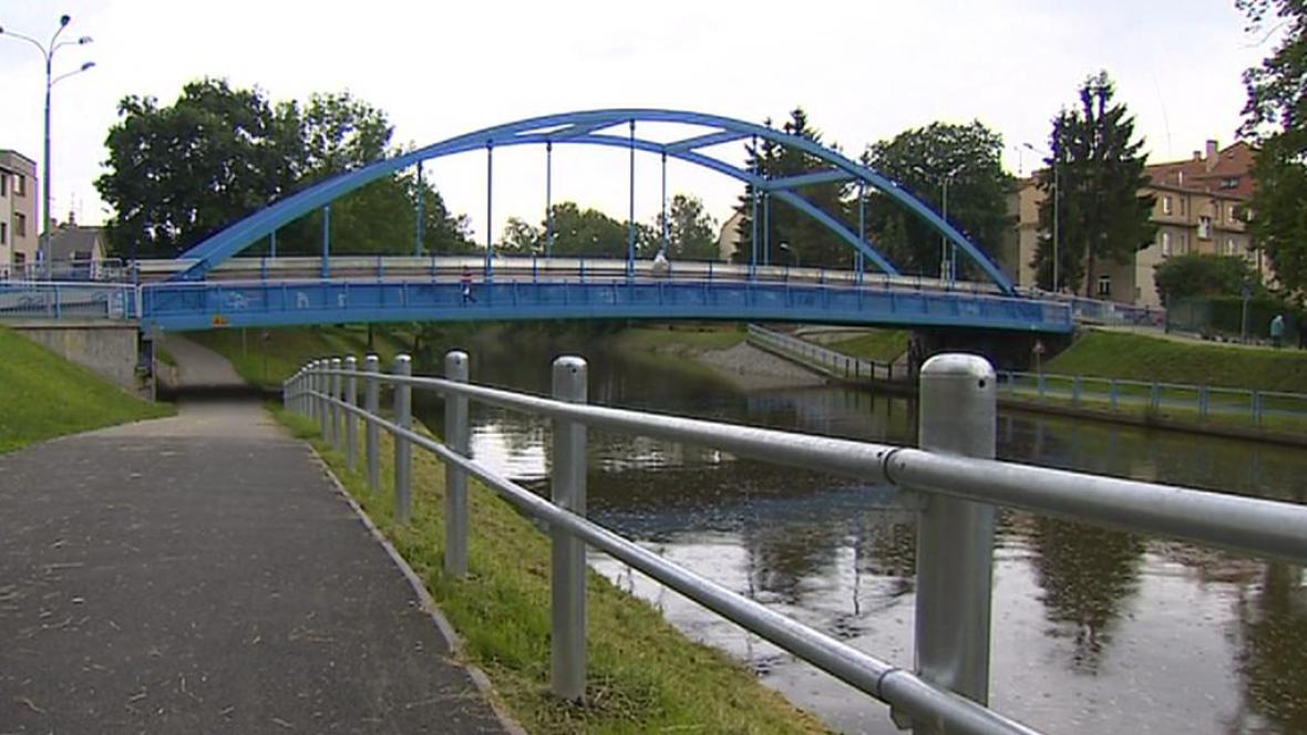 Modrý most