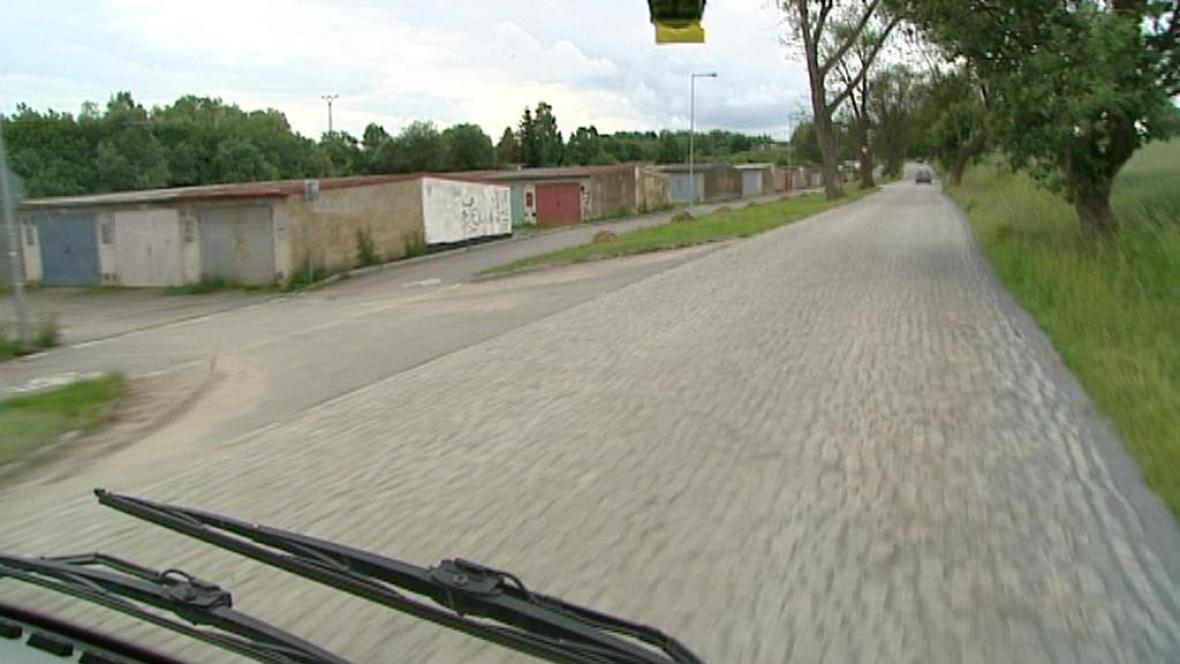 Silnice z Jihlavy do Pístova