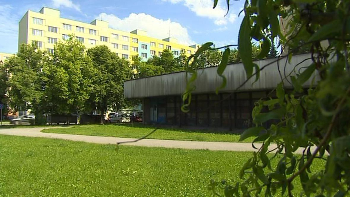 Výměníková stanice v ČB