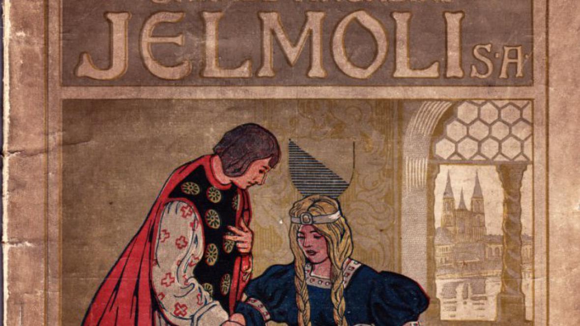 Katalog Jelmoli 1911
