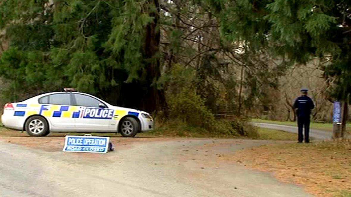 Vražda Češky na Novém Zélandu