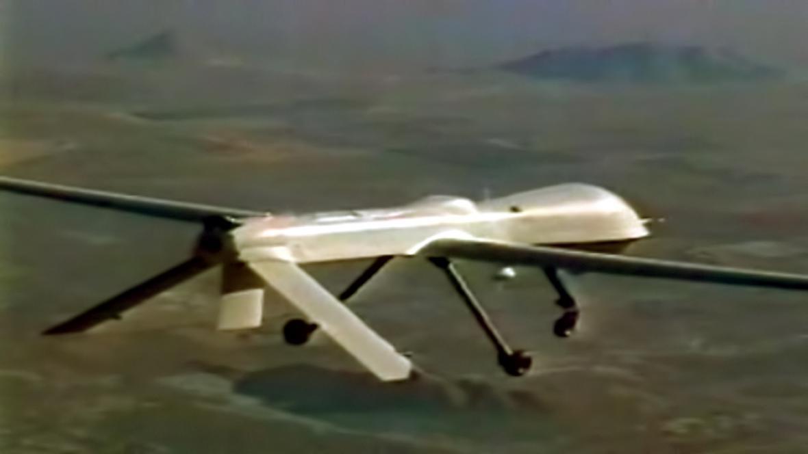 Bezpilotní letoun