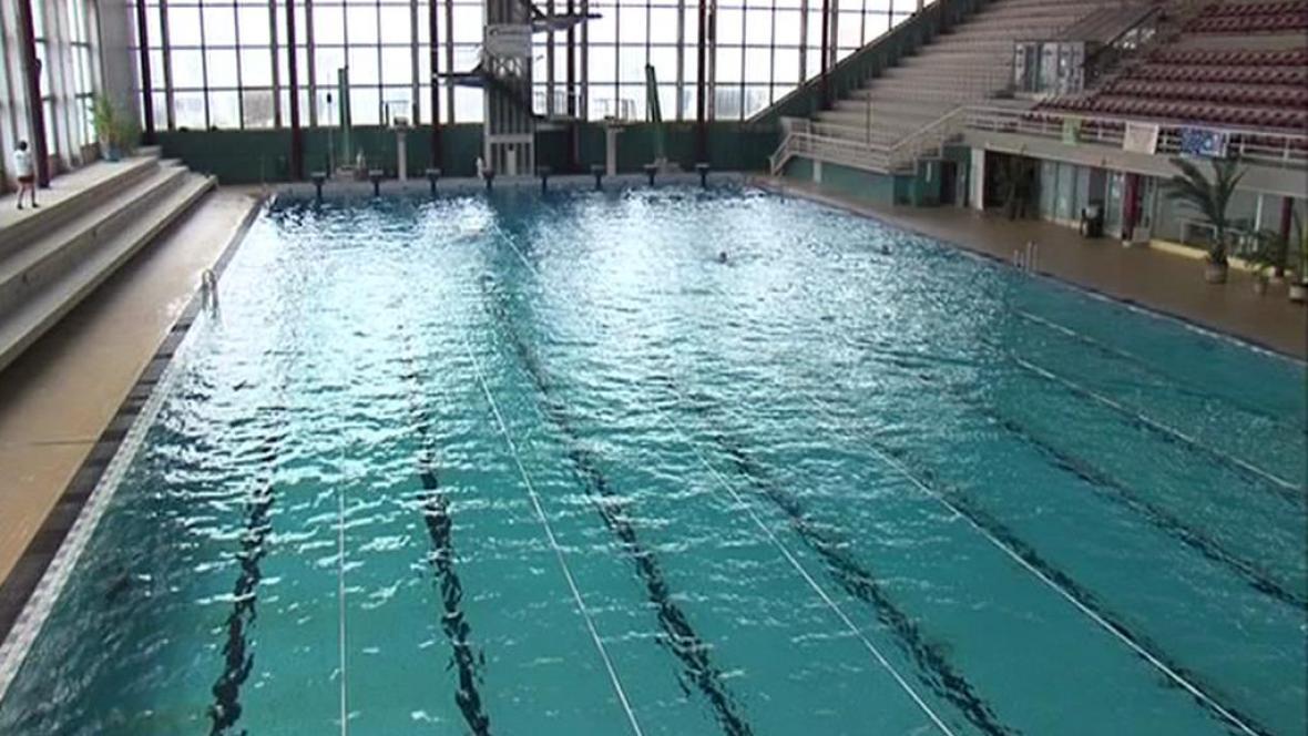 Bazén v Brně