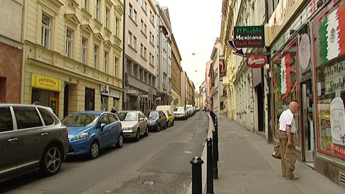Ulice Ve Smečkách