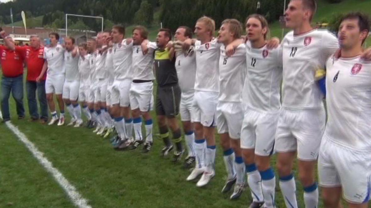 Fotbalisté z Frýdlantu nad Ostravicí