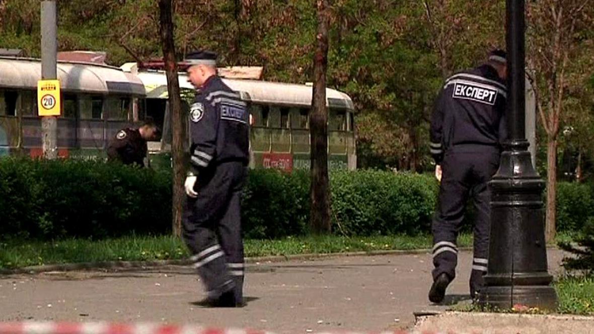 Ukrajinská policie
