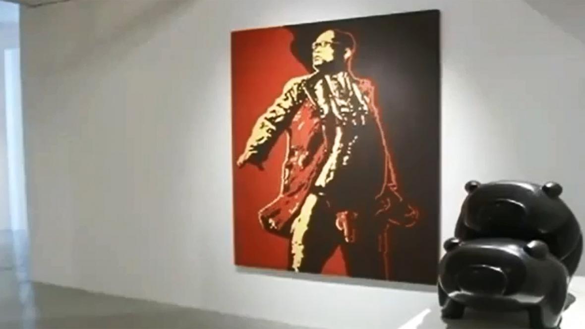 Kontroverzní portrét Jacoba Zumy