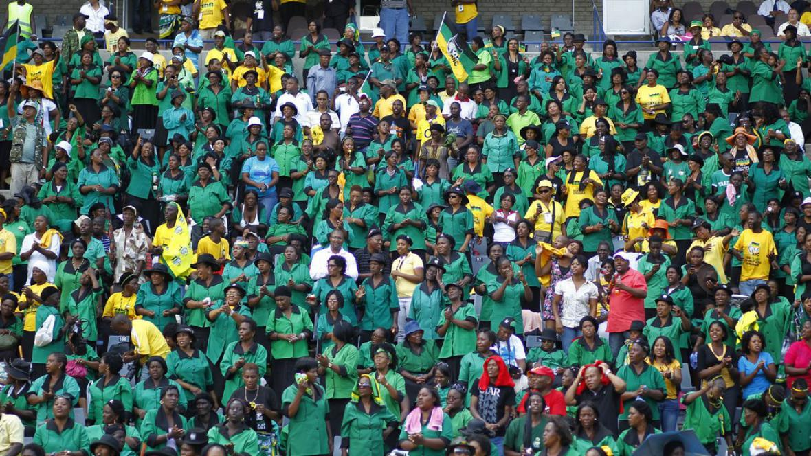 Sto let od založení ANC