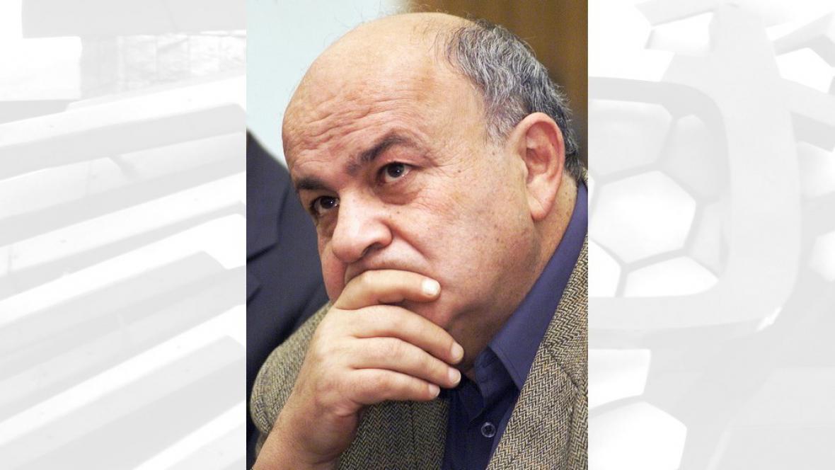 Novinář a spisovatel Alexandr Kramer