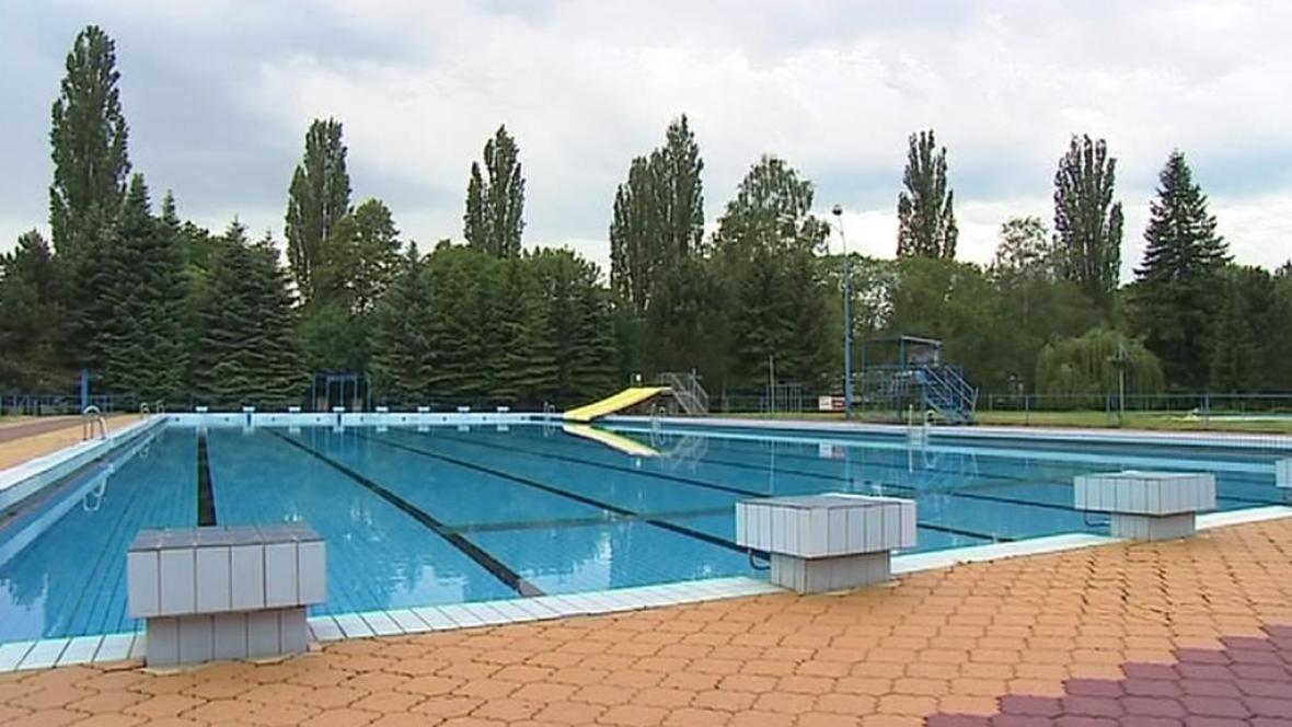 Bazén ve Vyškově