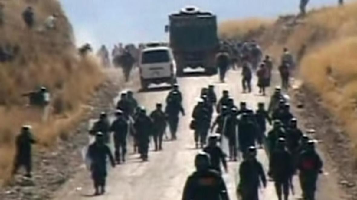 Policie zasahuje proti peruánským protestům