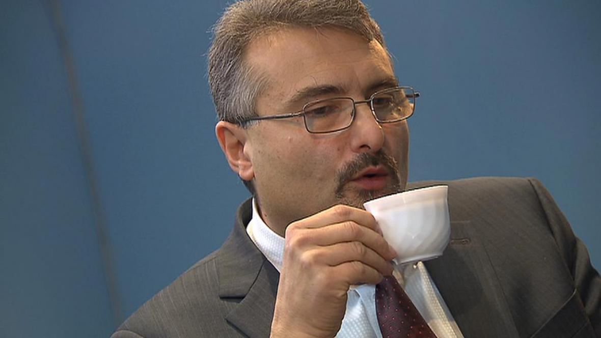 Ředitel VZP Pavel Horák