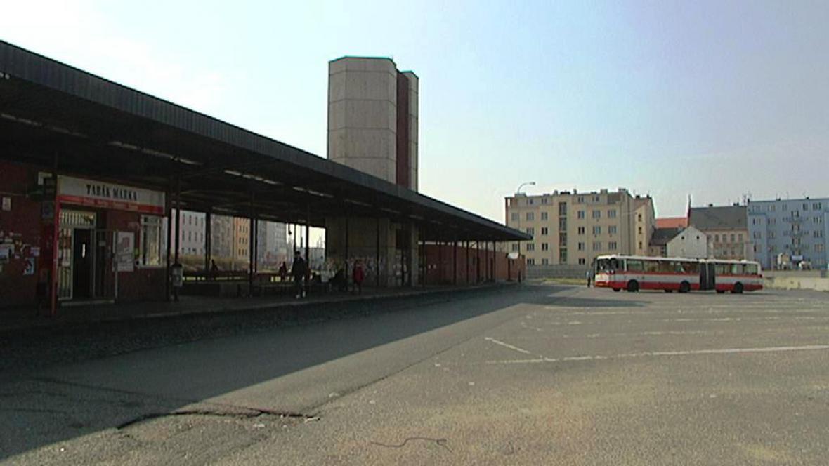 Autobusové nádraží Palmovka