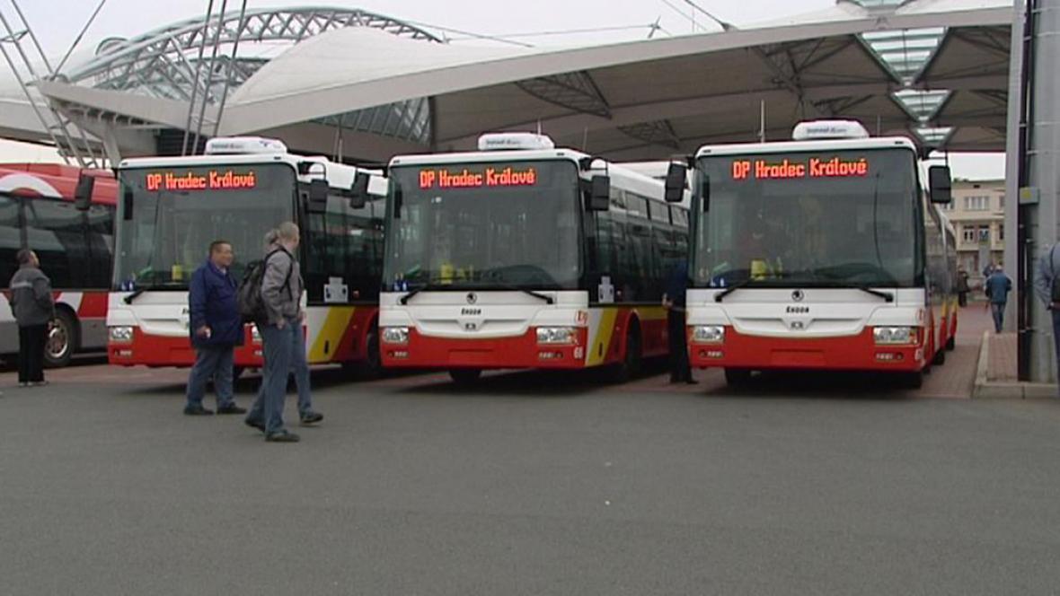 Nízkopodlažní trolejbusy