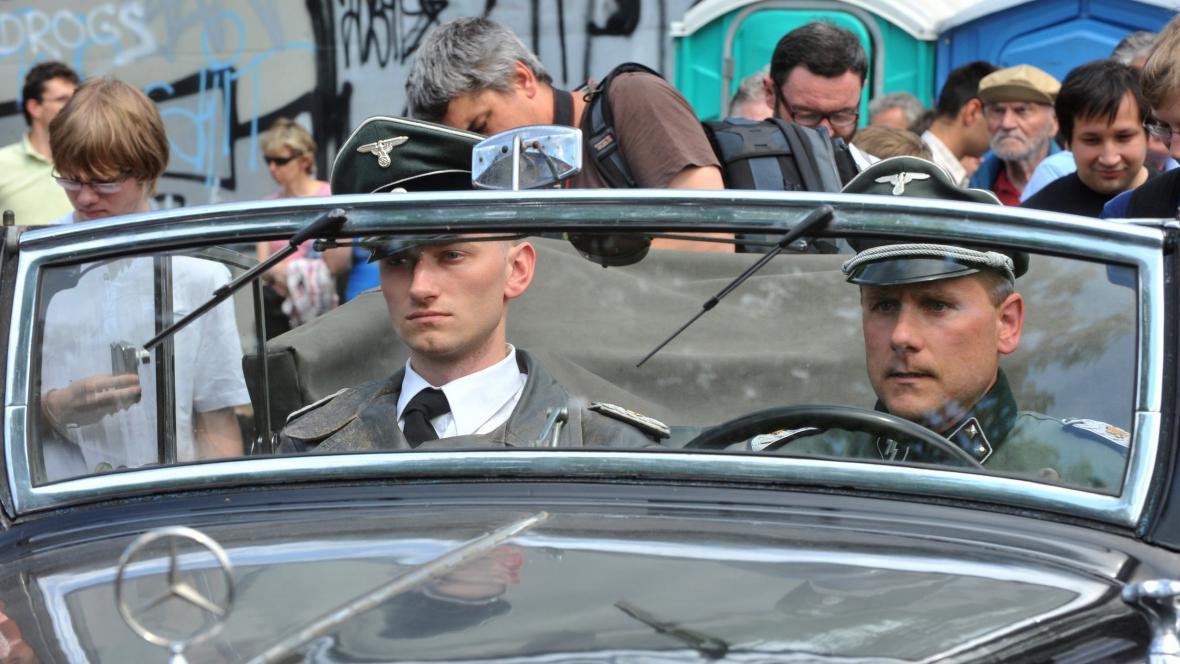 Rekonstrukce atentátu na Heydricha