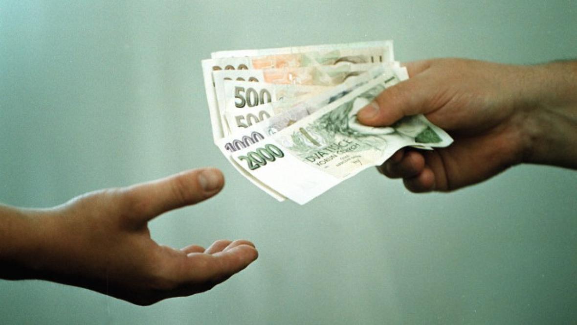 Úplatky