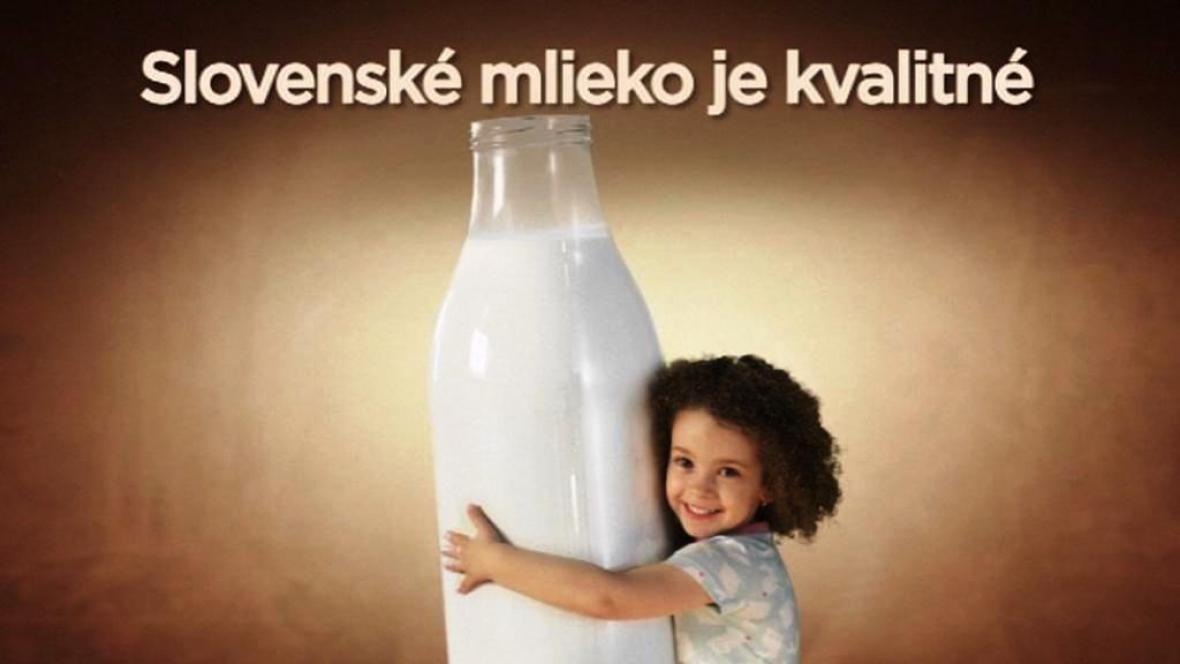 Slovenská mléčná kampaň