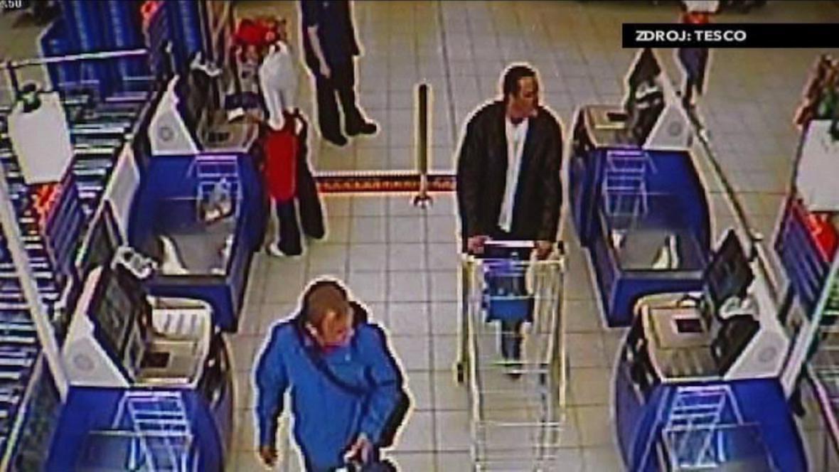 Krádeže v obchodech
