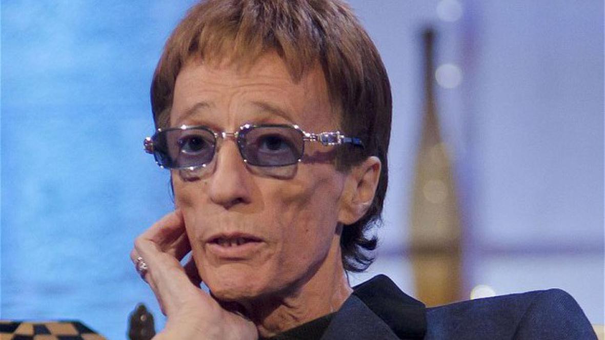 Robin Gibb podlehl ve věku 62 let rakovině