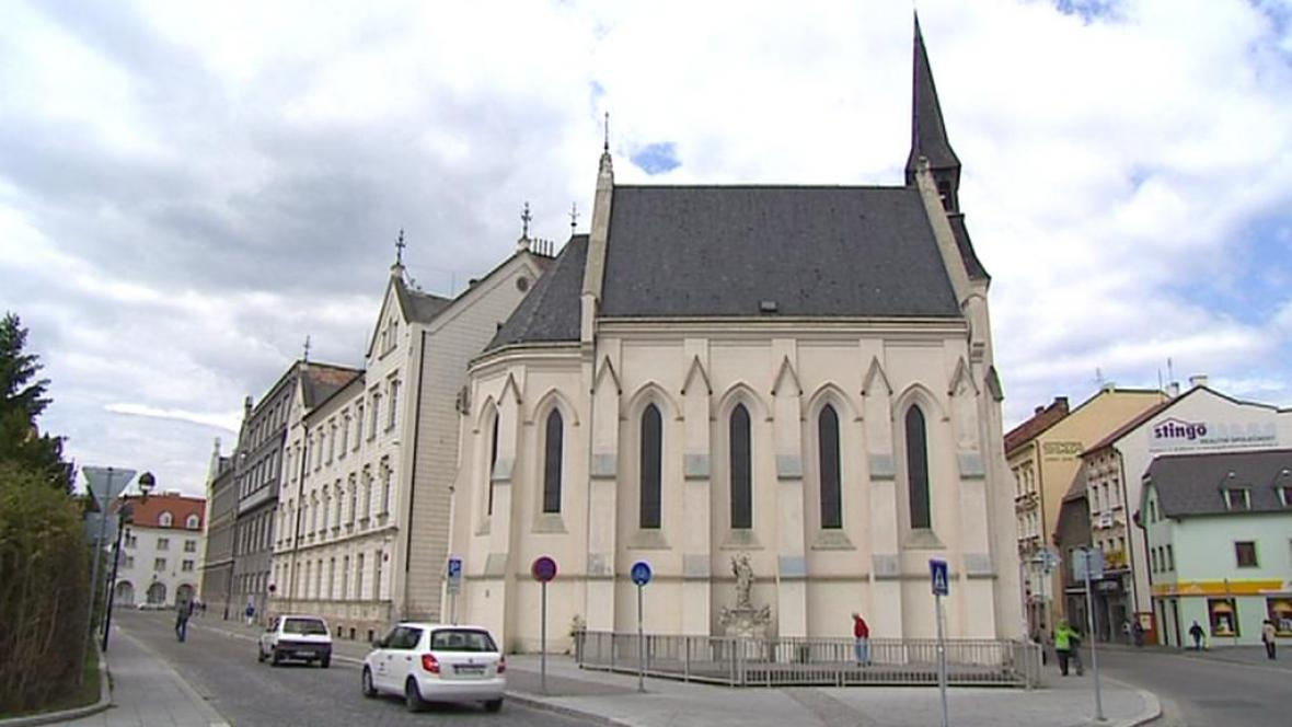 Kostel Sv. rodiny v Českých Budějovicích