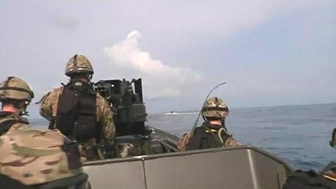 Vojáci NATO