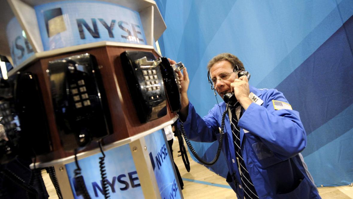 Americká burza NYSE