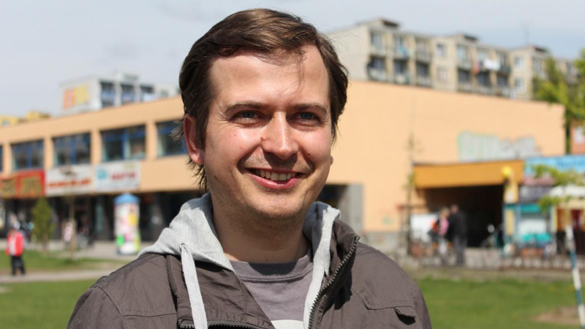 Dokumentarista Martin Mareček