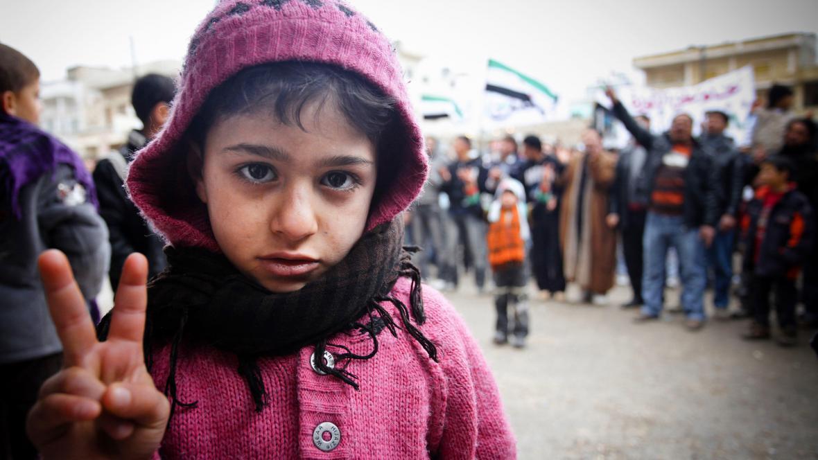Protesty proti režimu Bašára Asada