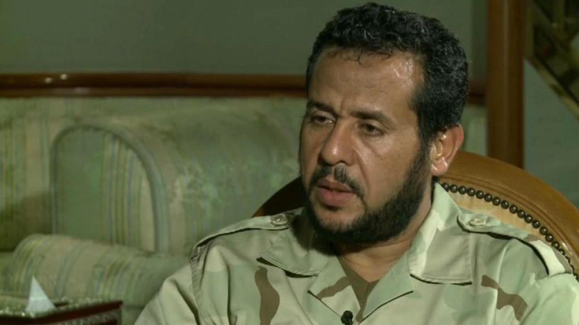 Abdal Hakím Belhadž
