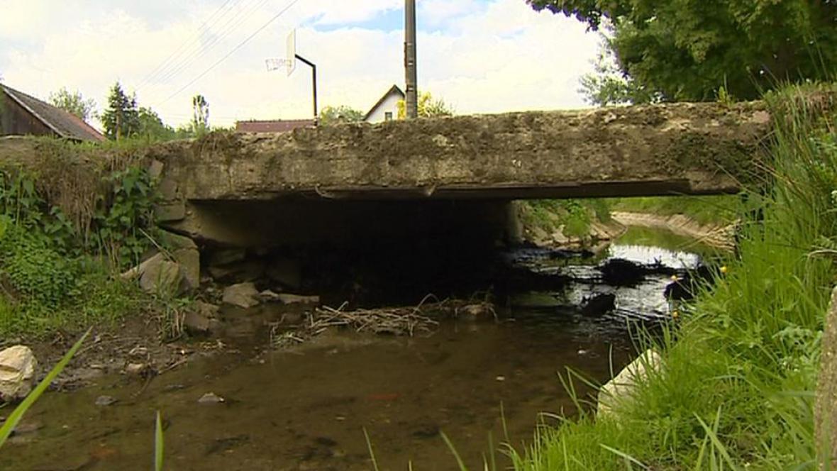 Most v Kakovicích