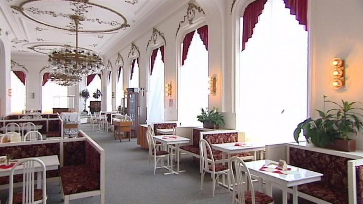 Hotel Praha v Novém Jičíně