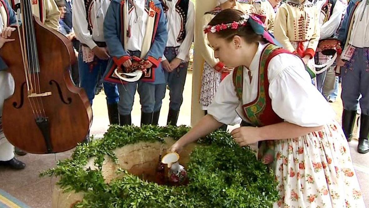 Zahájení lázeňské sezony v Luhačovicích