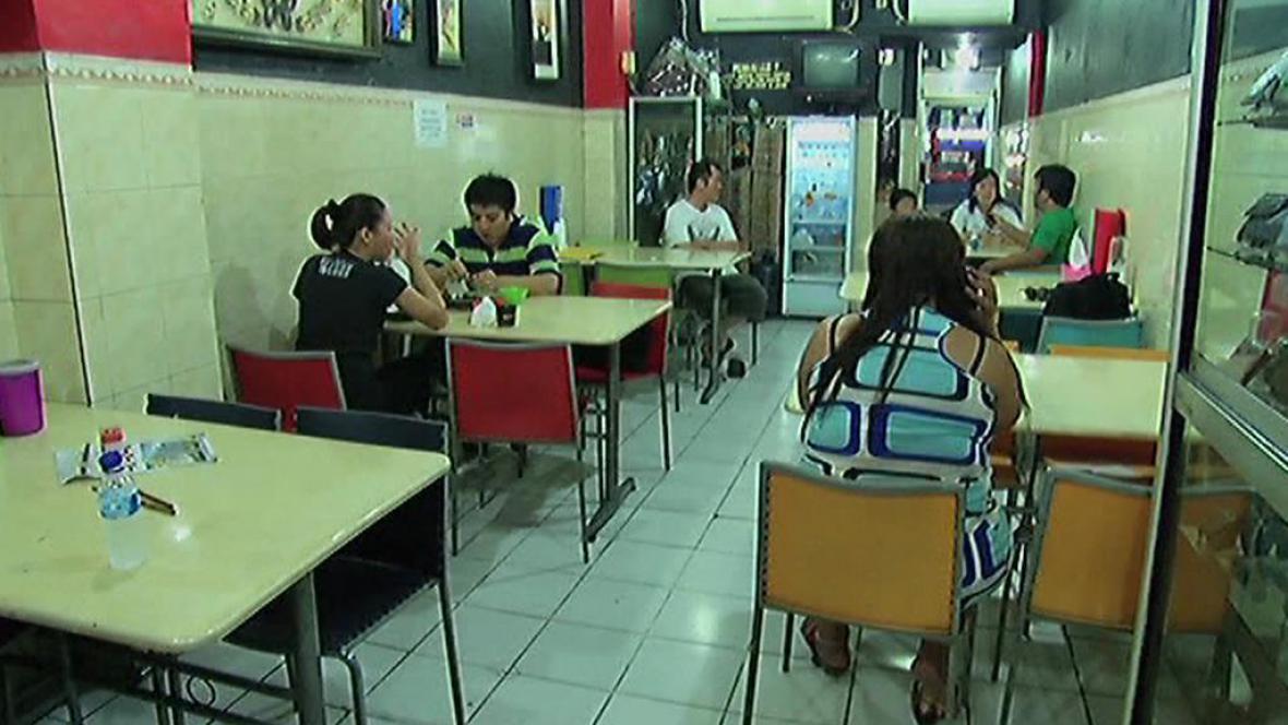 Hadí restaurace v Indonésii