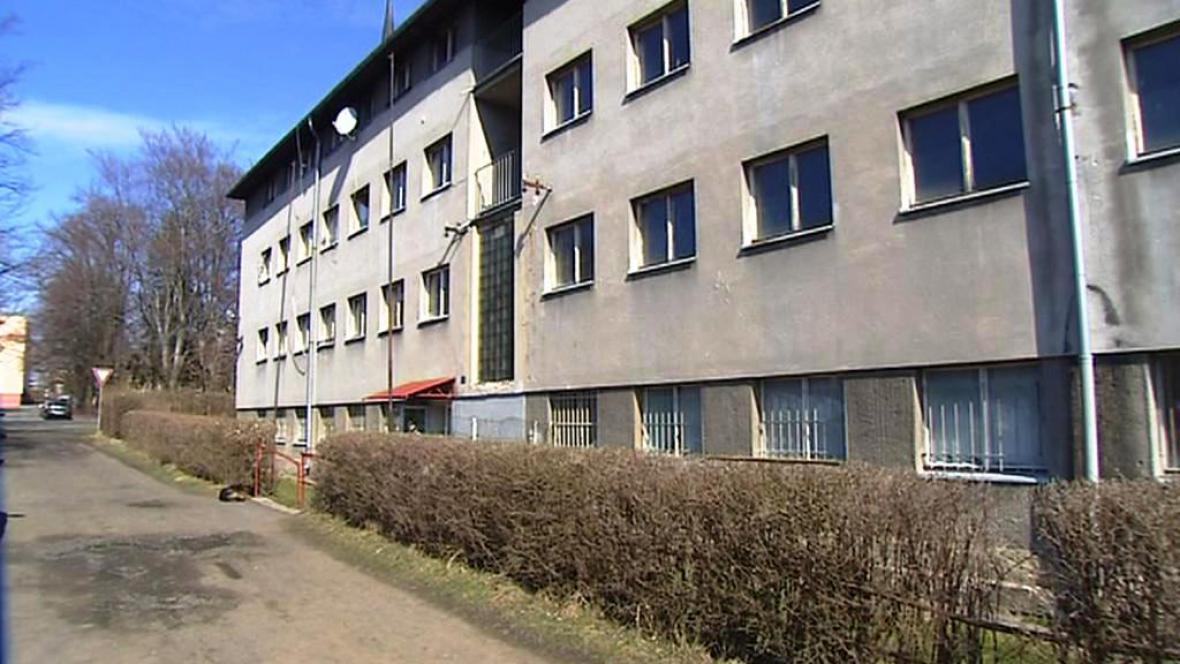 Ubytovna ve Varnsdorfu