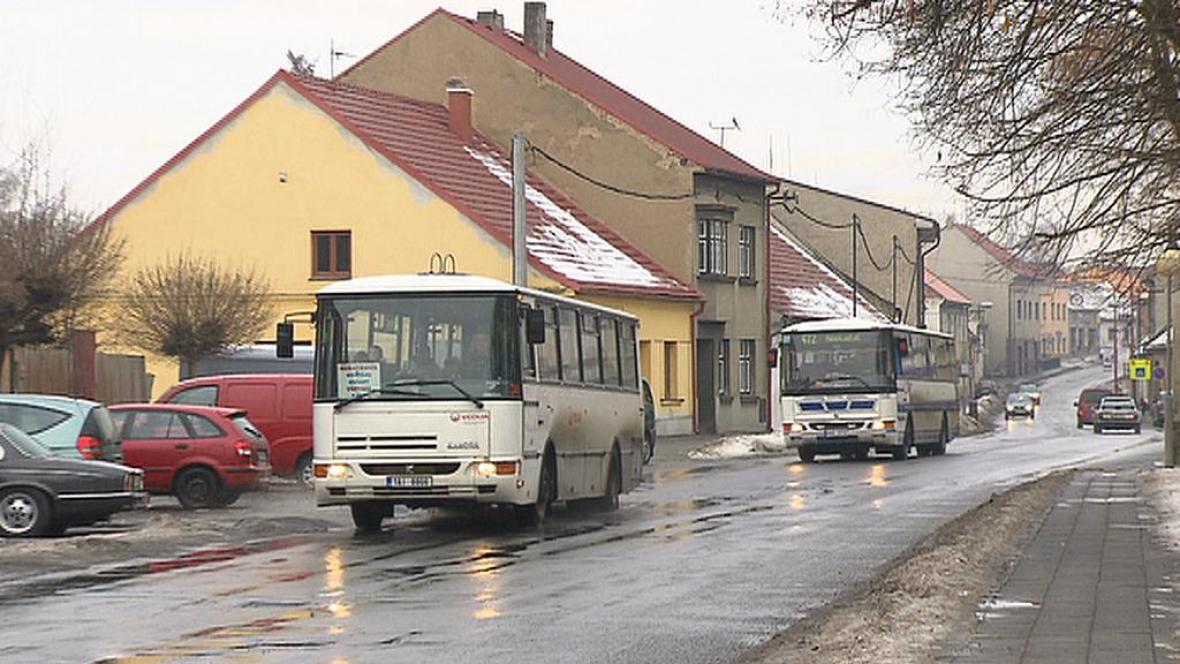 Regionální autobusy