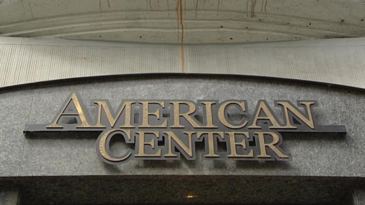 Americké centrum v Plzni