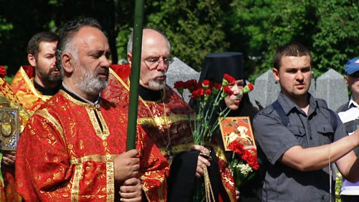Pravoslavní duchovní