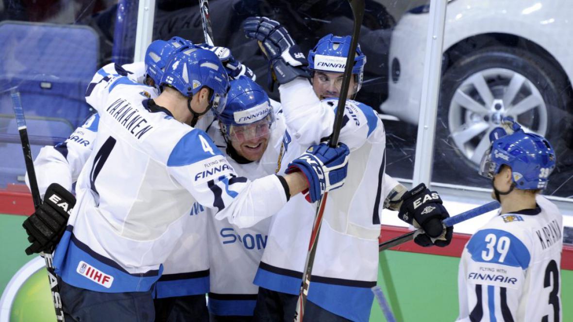 Finští hokejisté