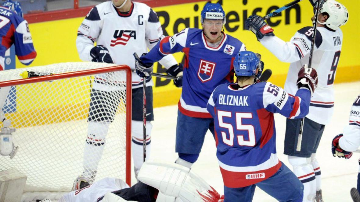 Slovensko - USA