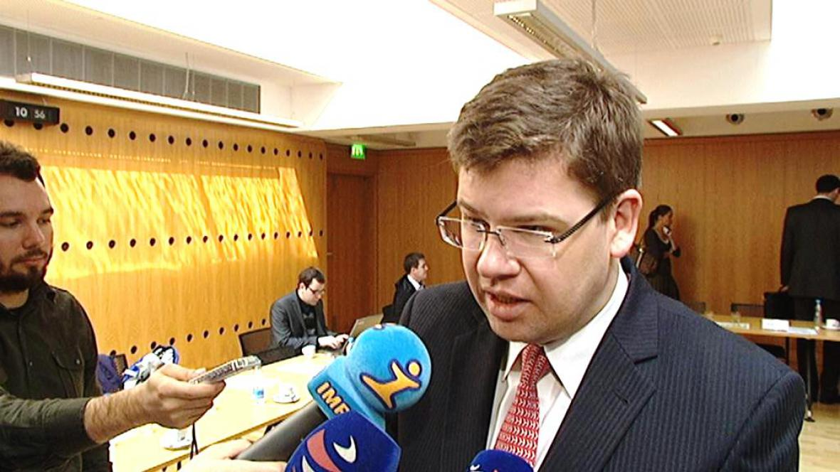 Ministr Jiří Pospíšil