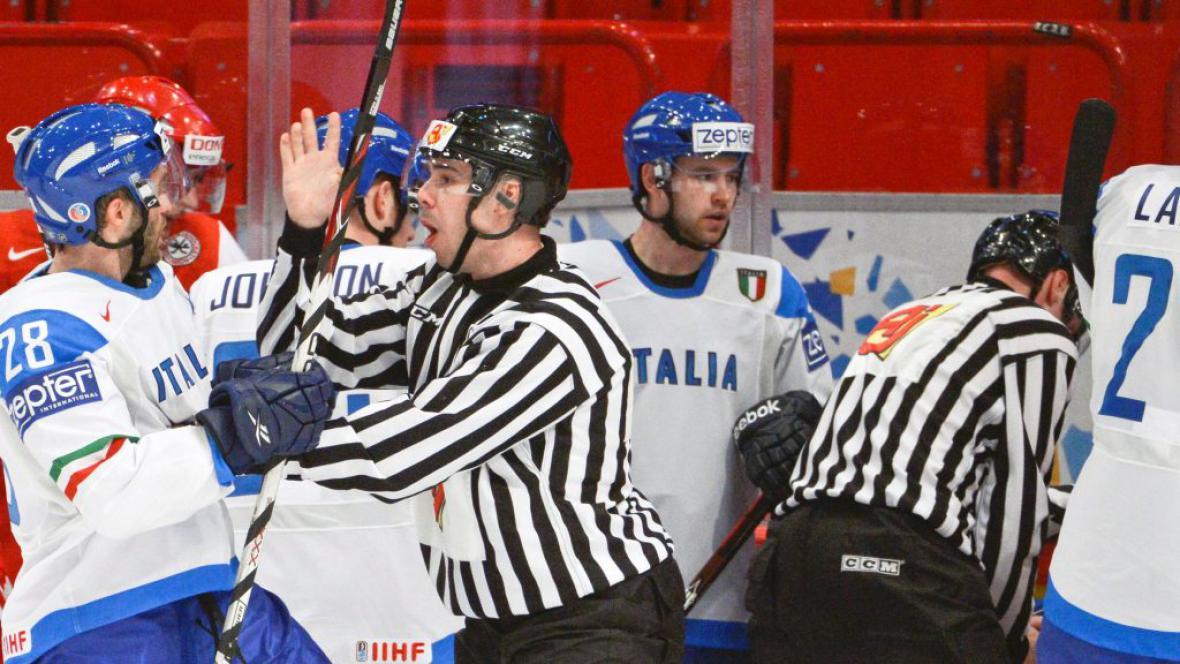 Italští hokejisté