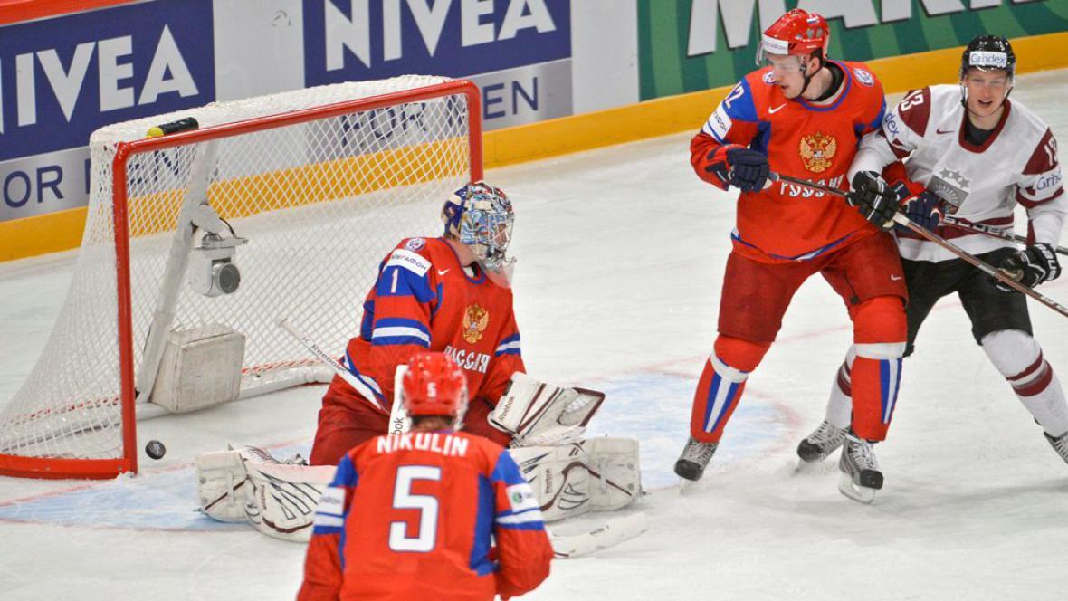 Rusko - Lotyšsko