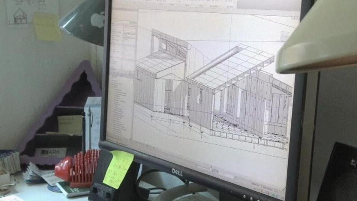 Návrh domu od studia 1:1 Arkitektur