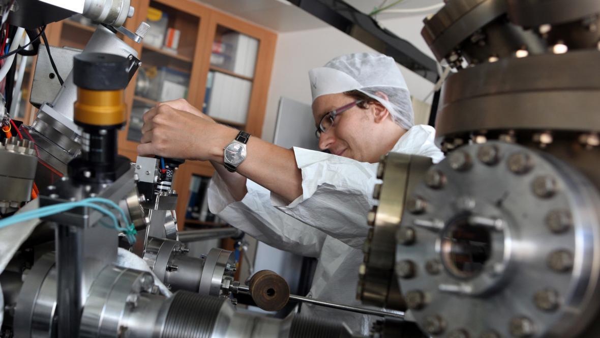 Laboratoře CEITEC