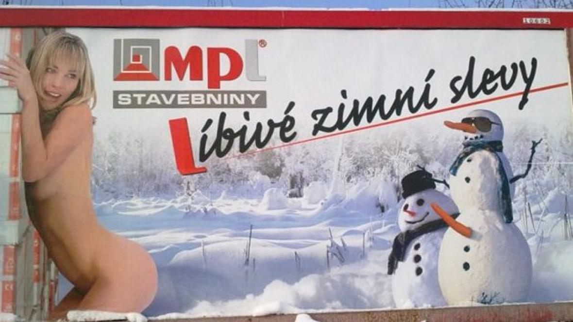 Billboard MPL stavebnin