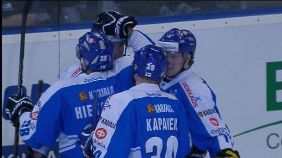 EHT: Česko - Finsko