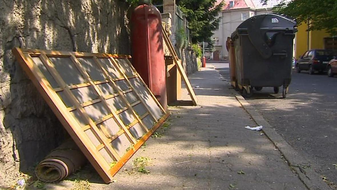 Ústí nad Labem částečně obnoví svoz komunálního odpadu