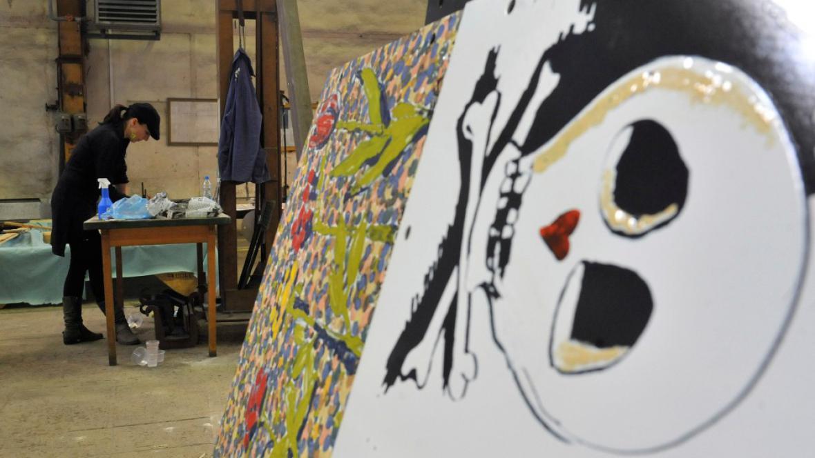 Smalt Art 2012