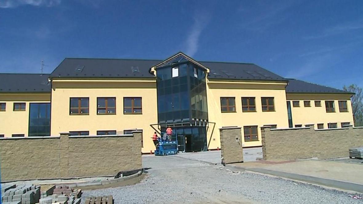 Nová škola pro slabozraké v Olomouci