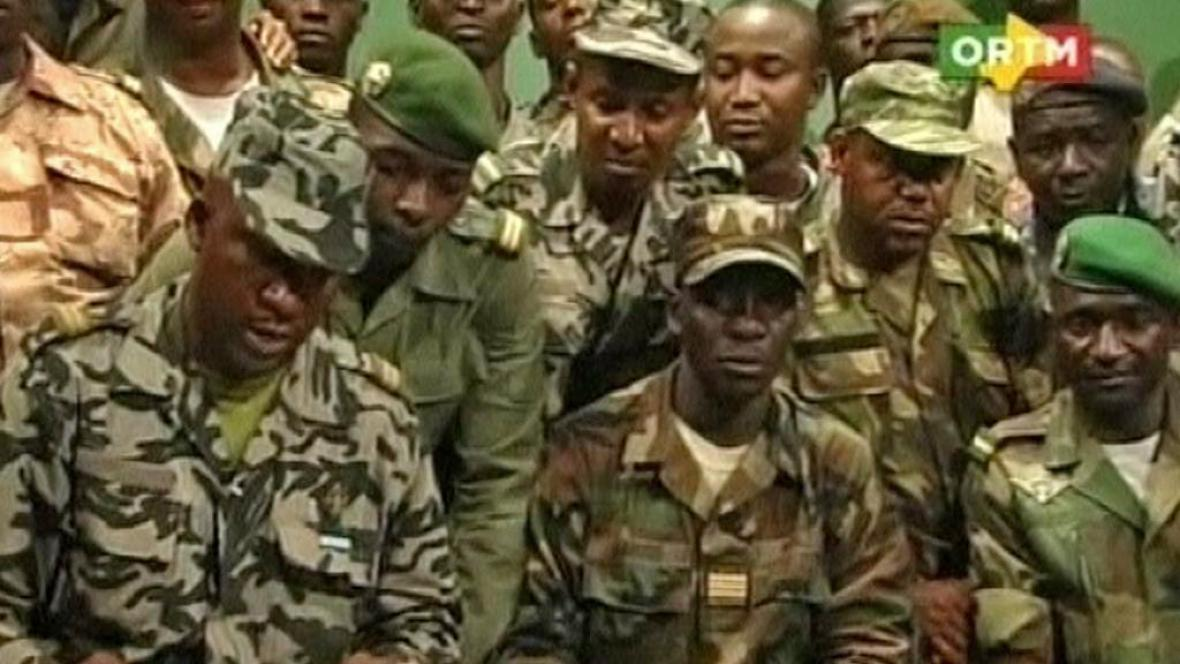 Maliští vojáci